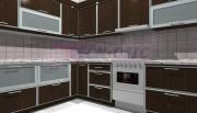 Cocina_Wengue_ y_Aluminio